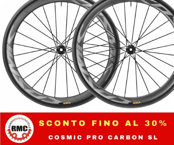 COSMIC PRO CARBON SL - Accessori - RMC negozio di bici Villafranca Verona