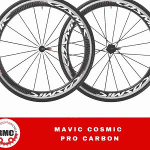 MAVIC COSMIC PRO CARBON - Accessori Ruote Bici - RMC negozio di bici Villafranca Verona