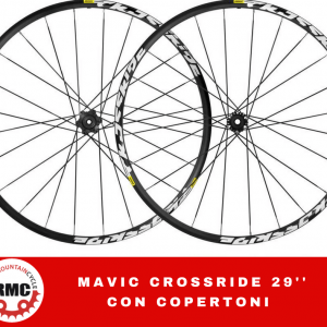 MAVIC CROSSRIDE 29 - Accessori Ruote Bici - RMC negozio di bici Villafranca Verona