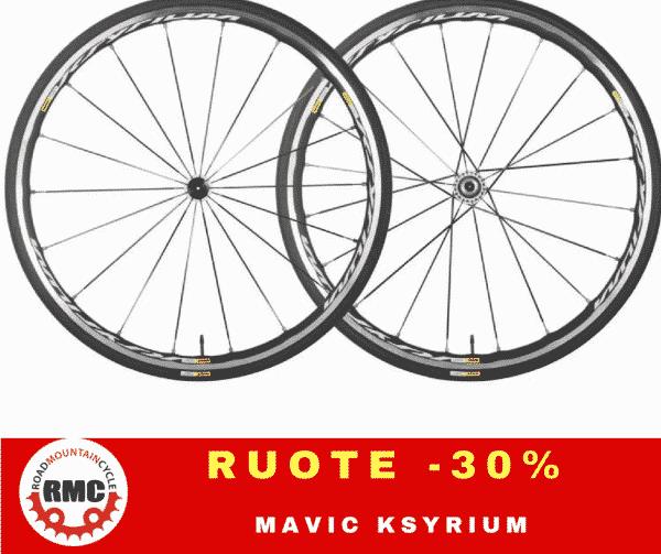 MAVIC KSYRIUM - Accessori Ruote Bici - RMC negozio di bici Villafranca Verona