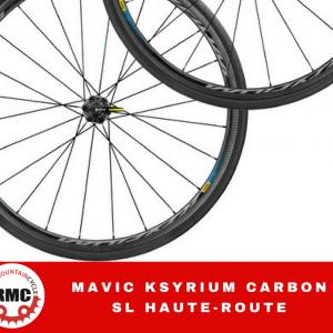 MAVIC KSYRIUM CARBON SL HAUTE-ROUTE - Accessori Bici - RMC negozio di bici Villafranca Verona