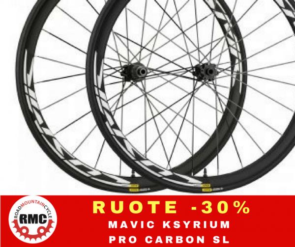 MAVIC KSYRIUM PRO CARBON SL - Accessori Bici - RMC negozio di bici Villafranca Verona