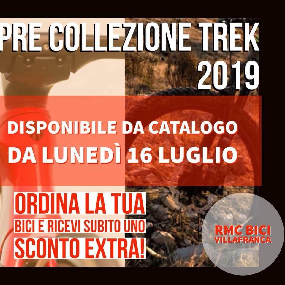 PRE COLLEZIONI TREK 2019 SCONTO EXTRA