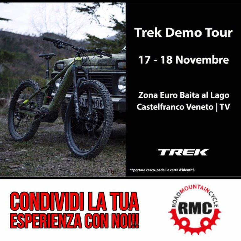 TREK DEMO TOUR
