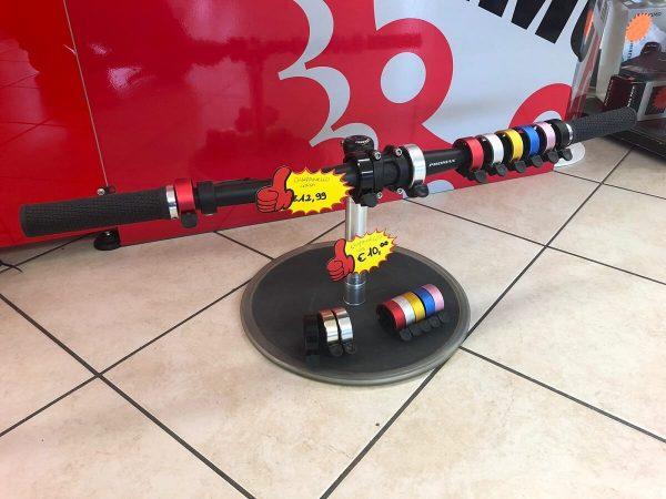 Campanelli di nuova generazione - Accessori per bici - RMC negozio di bici Villafranca Verona