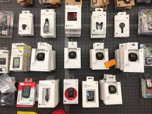 Computer e accessori Bontrager - Accessori per bici - RMC negozio di bici Villafranca Verona