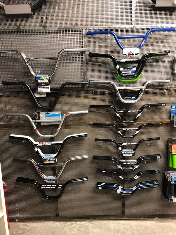 Manubri bmx - Accessori per bici - RMC negozio di bici Villafranca Verona