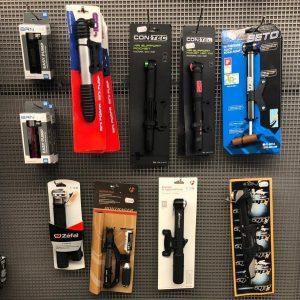Pompe da bici - Accessori per bici - RMC negozio di bici Villafranca Verona