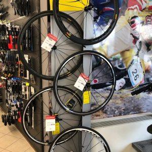 Ruote Mavic - Ruote bici - RMC negozio di bici Villafranca Verona