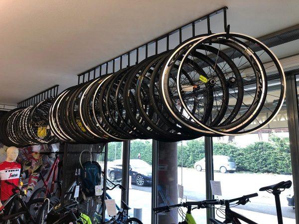 Ruote bici da corsa - Copertoni e Ruote bici - RMC negozio di bici Villafranca Verona