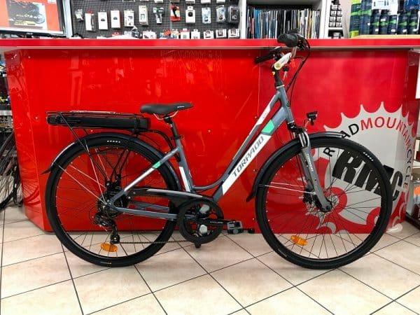 Torpado Iris - Bici Elettrica a Verona e-bike - RMC negozio di bici a Verona Villafranca