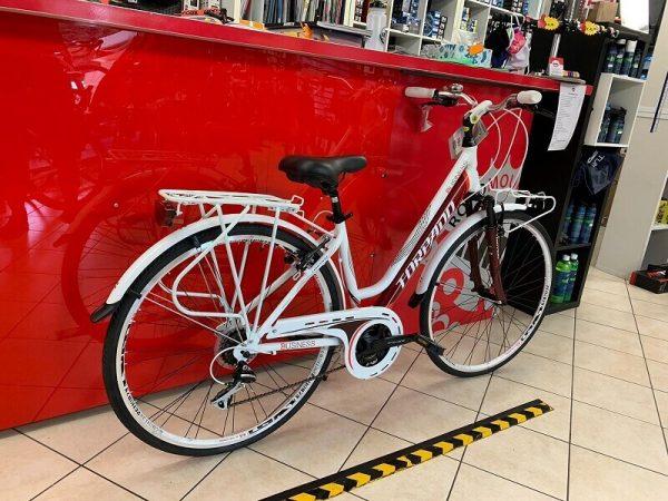 Torpado T431 City Bike Verona. Bici per città. RMC negozio di biciclette