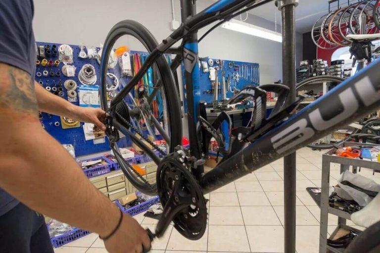 Riparazione bici a Veorna - Manutenzione bici a Verona - RMC negozio di bici a Verona Villafranca
