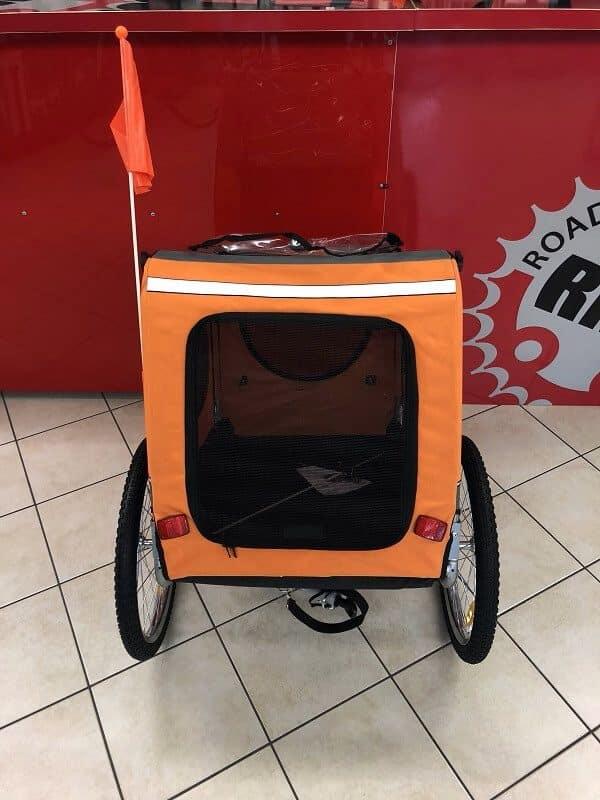 Carrello per cani - Porta cane per bici - Accessori bici - RMC negozio di bici a Verona Villafranca