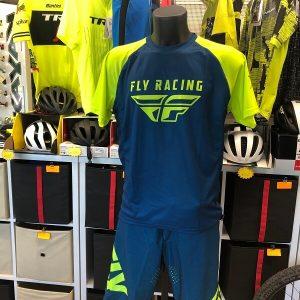 Completo FLY RACING MTB - Abbigliamento sportivo bici - RMC negozio di bici Verona Villafranca