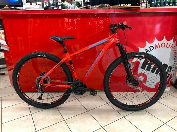 Torpado 29_ T720 Mercury - MTB Mountain Bike Verona - RMC negozio di bici Verona