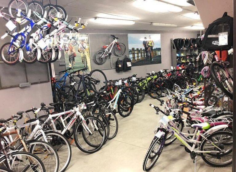 RMC Villafranca di Verona. Negozio bici a Verona. Vendita e riparazione biciclette a Verona