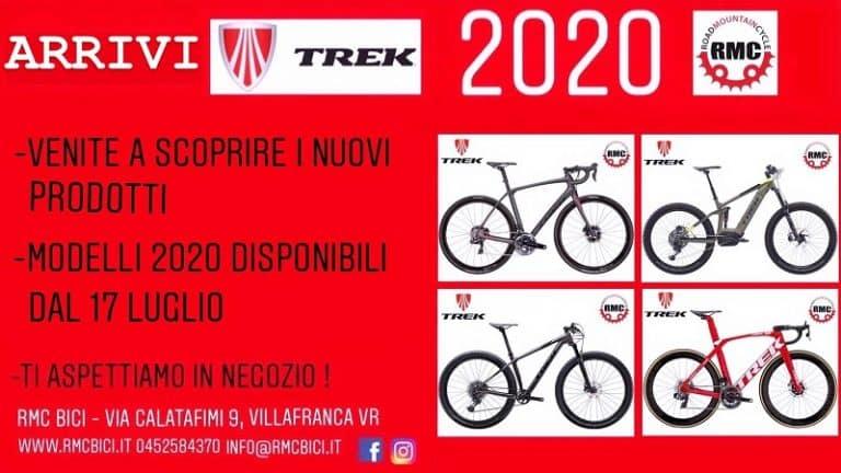 Nuovi arrivi bici Trek - Bici da strada, MTB Mountain Bike e bici elettriche Verona