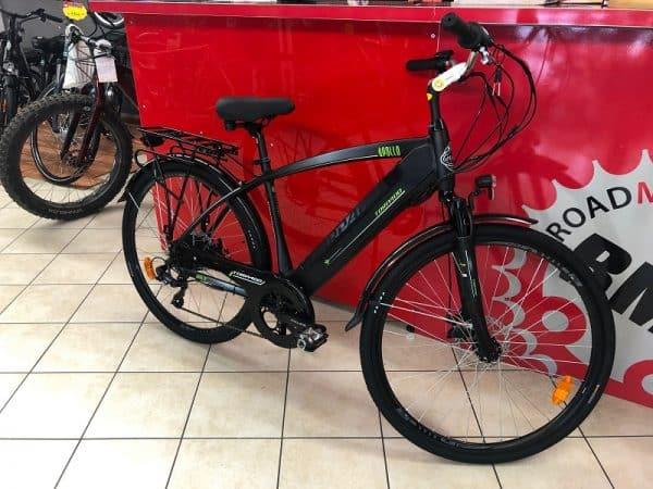 Torpado Elettrica Apollo Uomo - Bici elettrica Verona - RMC negozio di bici Verona Villafranca