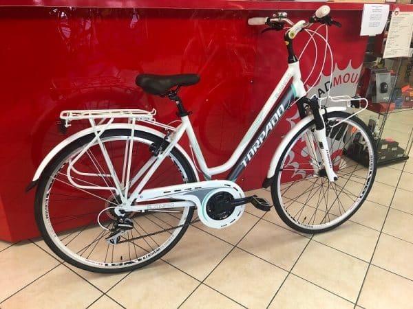 Torpado T433 - City Bike Verona - RMC negozio di bici Verona Villafranca