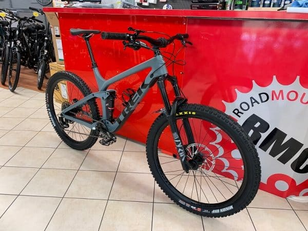 Trek Remedy 9.7 27.5 - MTB Mountain Bike Verona - RMC negozio di bici Verona Villafranca