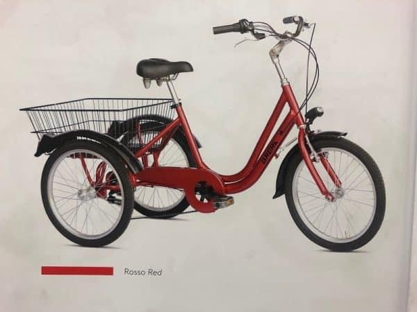 Triciclo Brera 24 o 20 - City Bike Verona - RMC negozio di bici Verona Villafranca