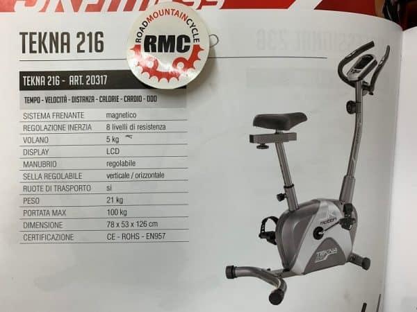 Cyclette 8 livelli di resistenza - vari modelli - RMC negozio di bici Verona