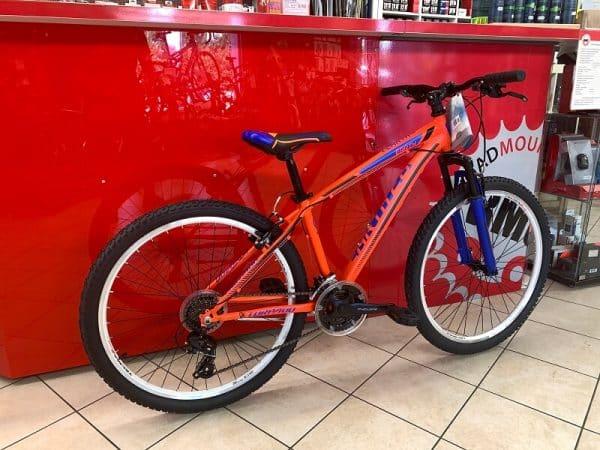 Torpado 26 T595 Earth MTB - Bici bimbo Verona - RMC negozio di bici a Verona