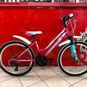 MTB BIMBA 24 - Bici da bambina e ragazza a Verona - RMC negozio di bici Verona