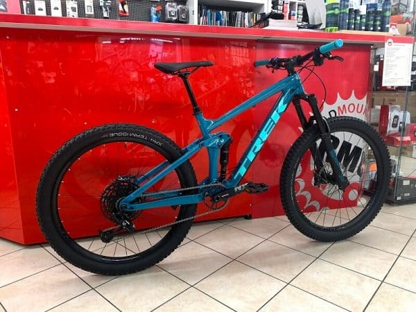 Trek Remedy 7 2020 - MTB Mountain Bike - RMC negozio di bici Verona Villafranca