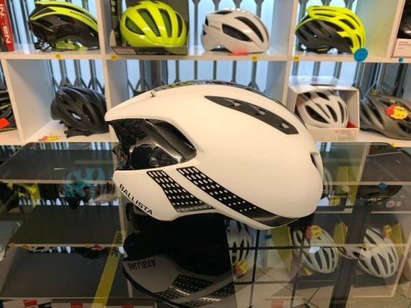 Bontrager Ballista Bianco MIPSA. Casco bici da strada. Caschi bici da corsa. RMC negozio bici Verona