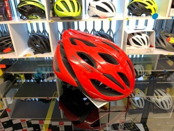 Bontrager Starvos Rosso MIPS. Casco bici da strada. Caschi bici da corsa. RMC negozio bici Verona