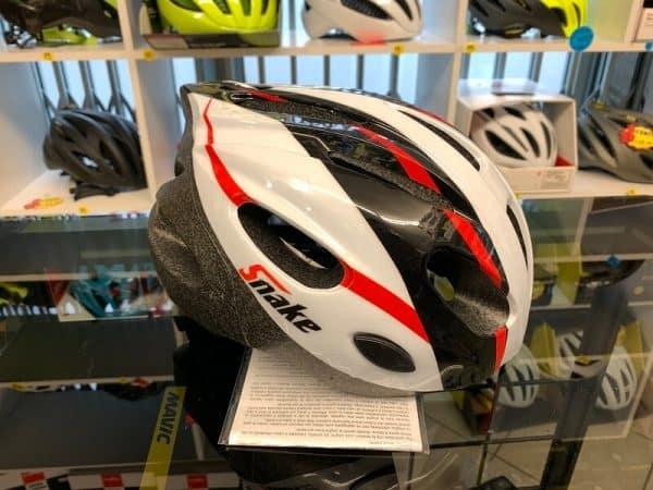 Casco Corsa SNAKE Mis. 53 - 56. Casco bici da strada. Caschi bici da corsa. RMC negozio bici Verona