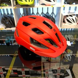 Bontrager Solstice MIPS Rosso - Casco MTB. Caschi bici Mountain Bike. RMC negozio biciclette Verona