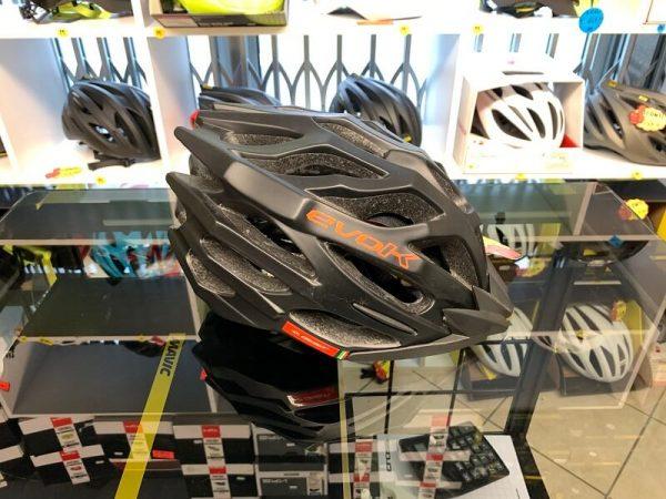 Gist Evok - Casco MTB. Caschi bici Mountain Bike. RMC negozio biciclette Verona