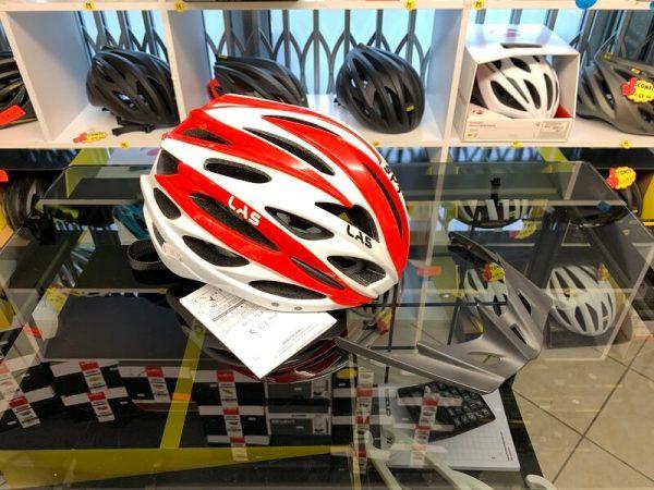 Las - Casco MTB. Caschi bici Mountain Bike. RMC negozio biciclette Verona