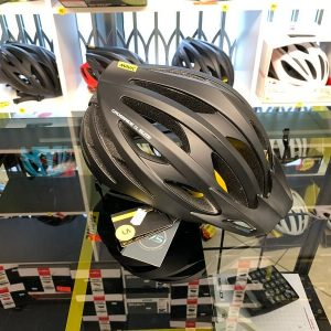 Mavic Crossride Sl Elite Nero - Casco MTB. Caschi bici Mountain Bike. RMC negozio biciclette Verona
