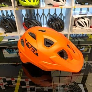 Met Echo Arancione - Casco MTB. Caschi bici Mountain Bike. RMC negozio biciclette Verona