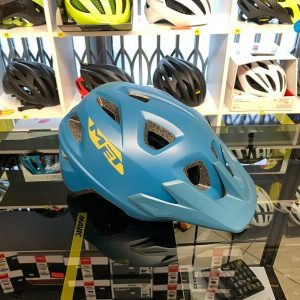 Met Echo Azzurro - Casco MTB. Caschi bici Mountain Bike. RMC negozio biciclette Verona