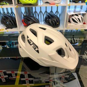 Met Echo Bianco - Casco MTB. Caschi bici Mountain Bike. RMC negozio biciclette Verona