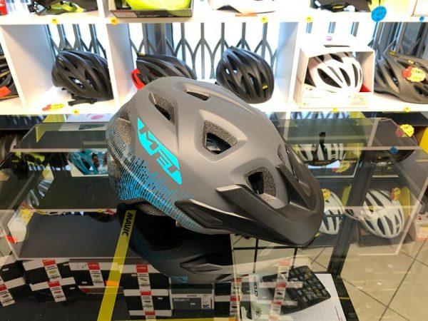 Met da MTB Grigio - Casco MTB. Caschi bici Mountain Bike. RMC negozio biciclette Verona