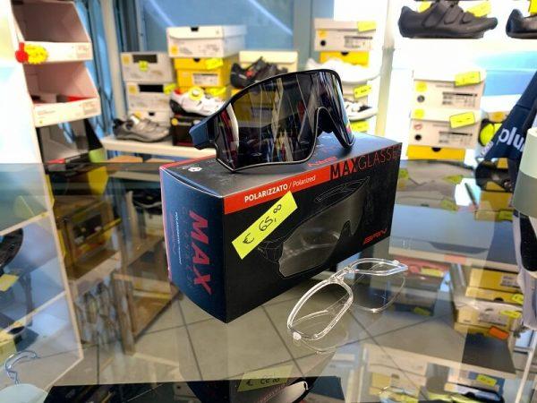 Occhiale BRN MTB Polarizzato - Accessori per andar in giro in bici. RMC negozio biciclette Verona