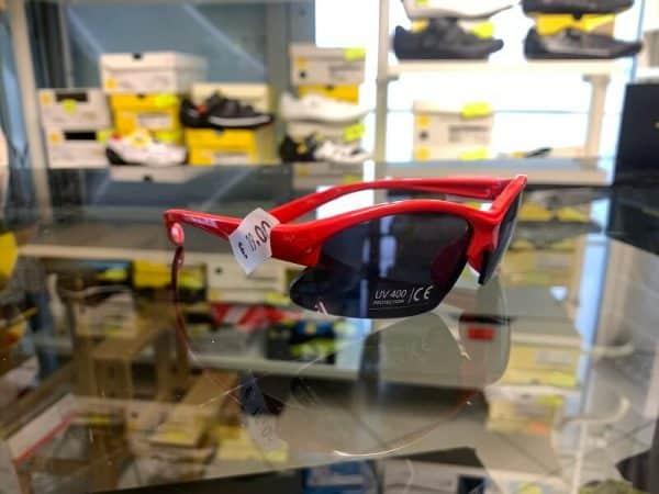 Occhiale Bici - Accessori per andar in giro in bici. RMC negozio biciclette Verona