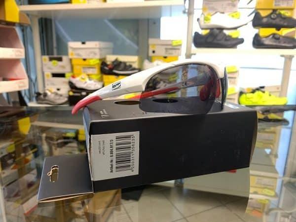 Occhiale Gist bianco - Accessori per andar in giro in bici. RMC negozio biciclette Verona