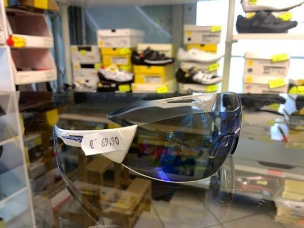 Occhiale Rudyproject - Accessori per andar in giro in bici. RMC negozio biciclette Verona