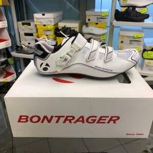 Bontrager Race DLX. Scarpe bici da corsa. Bicicletta da strada. RMC negozio bici a Verona