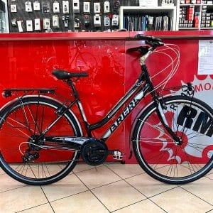 Brera Stylo Nero. City Bike Verona. Bici per la città. RMC negozio di biciclette Verona