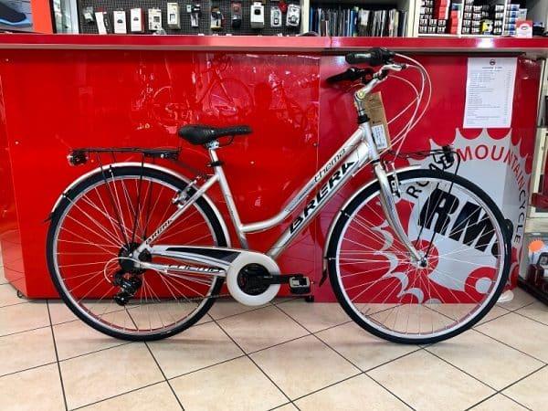 Brera Thema Sand. City Bike Verona. Bici per la città. RMC negozio di biciclette Verona