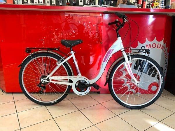 """Montana 26"""" Ribassata. City Bike Verona. Bici per la città. RMC negozio di biciclette Verona"""