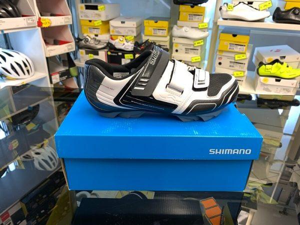 Shimano XC3. Scarpe bici MTB Mountain Bike SPD Verona. RMC negozio bici a Verona
